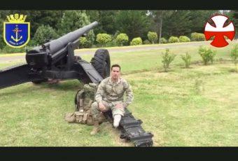 Video motivacional de un Teniente de la Armada para la Teletón