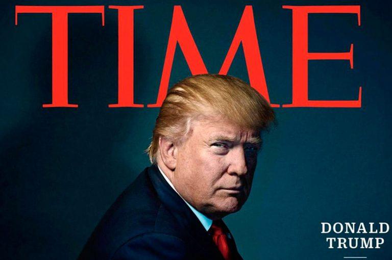 La sorpresiva elección del hombre del año de la revista Time