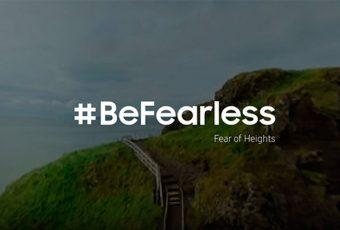 Samsung utiliza Realidad Virtual para ayudar a que los jóvenes combatan sus miedos