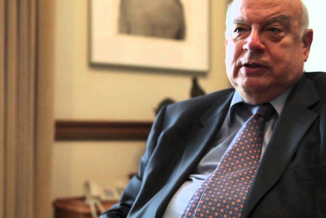 """Insulza dice que Guillier es como MEO en 2009: """"Pudo hacer daño a Frei pero nunca estuvo en riesgo de que él fuera Presidente"""""""