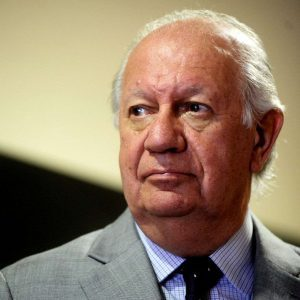 Ricardo Lagos E., ex Pdte. de Chile, al refererirse al estallido social que hace tambalear la democracia recuperada hace 30 años