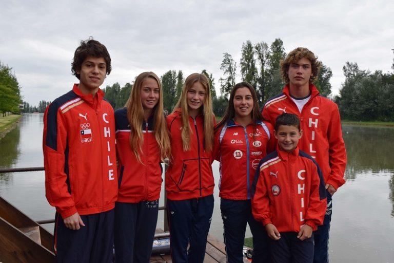 Este jueves parte el Campeonato Mundial de Esquí Naútico Junior en Los Morros