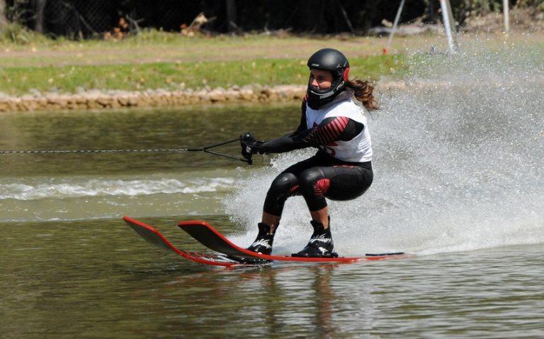 Valentina González clasifica a la final de salto y termina segunda en el overall en el Mundial de Esquí Náutico