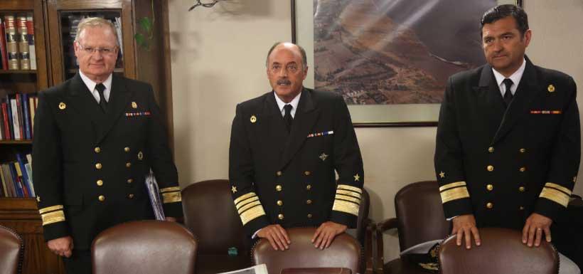 """Ante Comisión Defensa de la Cámara Comandante en Jefe de la Armada dijo que los hechos son """"gravísimos y que constituyen delito"""""""