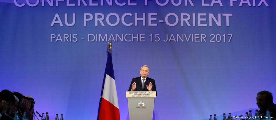 París busca relanzar el proceso de paz entre israelíes y palestinos