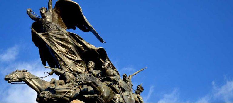 200 años del cruce de Los Andes por el Ejército Libertador