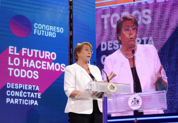 Presidenta Bachelet firmará el próximo lunes proyecto de ley que crea el Ministerio de Ciencia y Tecnología