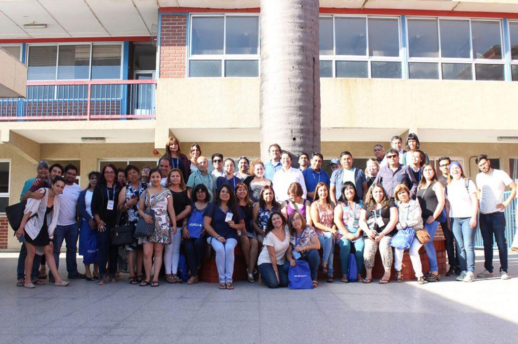 56 profesores rurales de Quillota fueron beneficiados con jornadas itinerantes de comunicación y educación