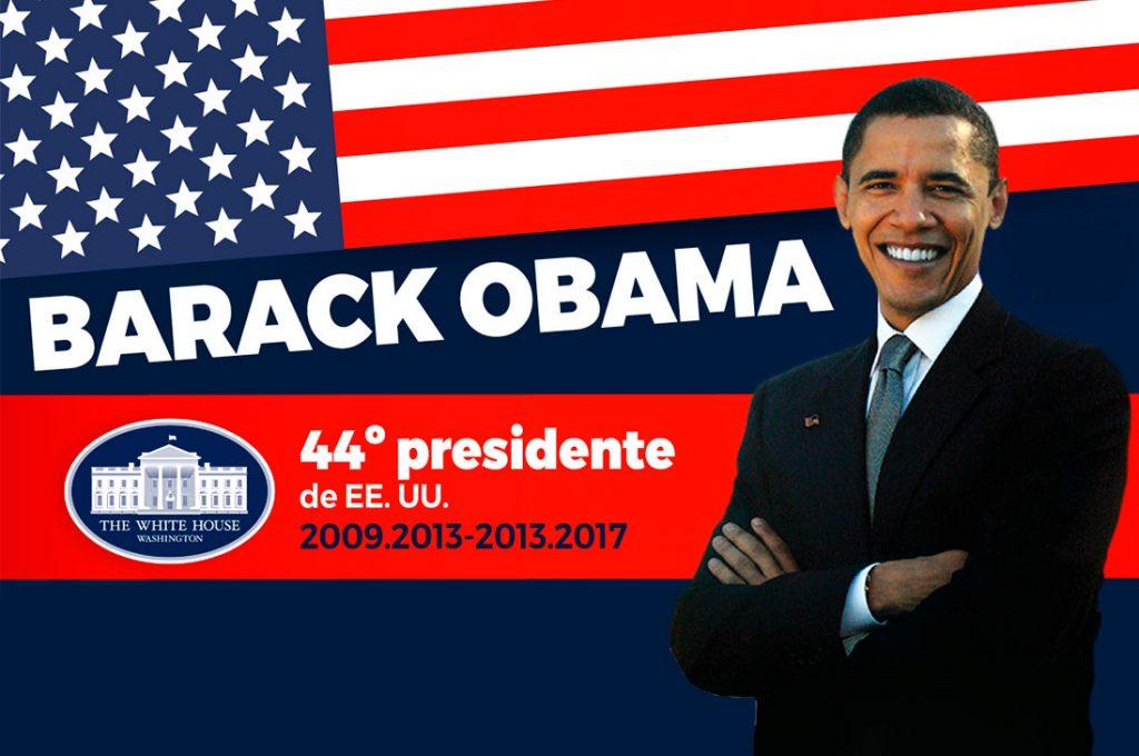 Los hitos más importantes de Barack Obama