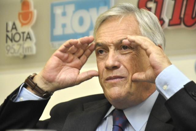 """Chadwick sale a defender a Piñera por nuevas inversiones en paraísos fiscales: """"Es un tema superado, del pasado"""""""
