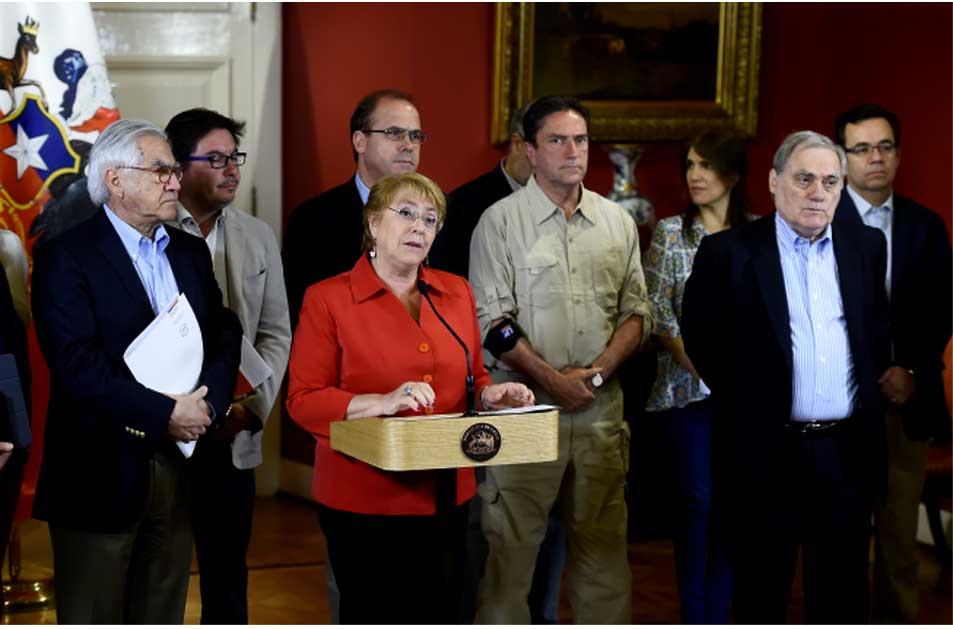 Bachelet nombra a Sergio Galilea como Encargado Nacional para la Reconstrucción