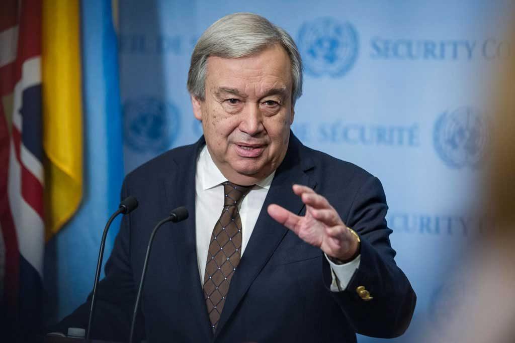 Secretario general de la ONU comenta retirada de EEUU del Consejo de DDHH
