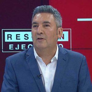 René Naranjo, periodista cultura R. Bio Bio