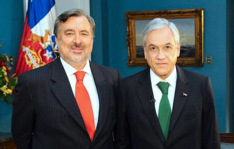 Adimark: Piñera se mantiene a la cabeza en preferencias espontáneas y Guillier cae tres puntos