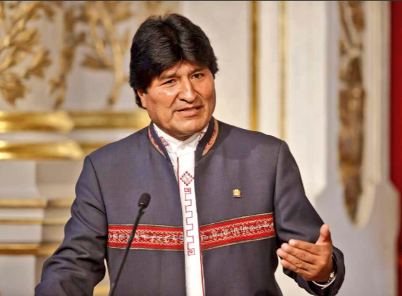 """Evo Morales le responde a canciller Muñoz: """"Agresión es invadir países vecinos"""""""