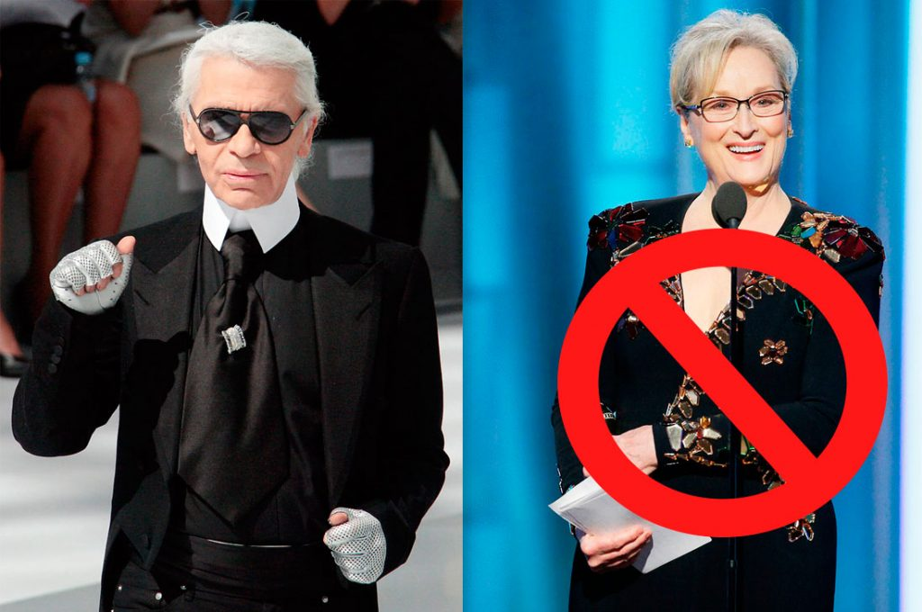Chanel rechaza la idea de pagar por vestir a las celebridades