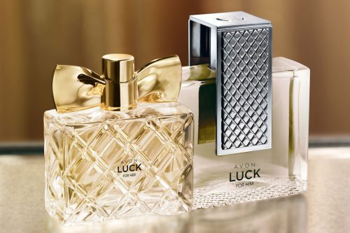 Avon presenta nueva fragancia Luck