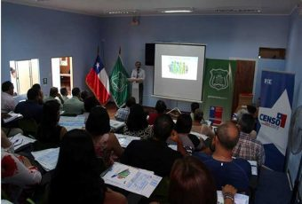 Censo 2017: Gendarmes de Arica se capacitaron como censistas