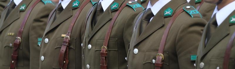 Fraude Carabineros: Tras error de procedimiento detienen a 9 ex carabineros y 1 civil