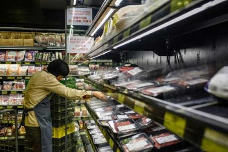 Prevención: Hong Kong retira la carne brasileña de su mercado