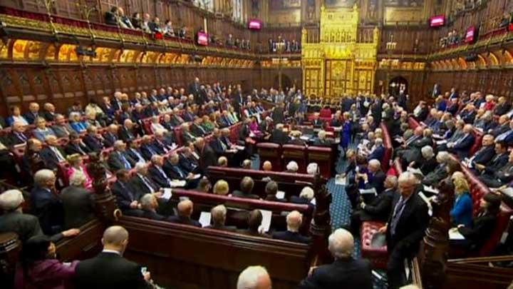 """Parlamento británico aprueba proyecto de ley del """"brexit"""""""