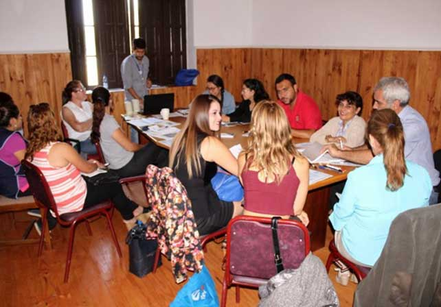 Censo 2017: Funcionarios municipales de Panquehue se capacitaron como voluntarios