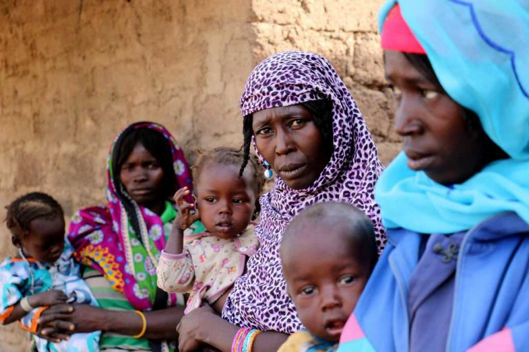 ONU denuncia: 1 de cada cinco personas en la República Centroafricana ha sido desplazada