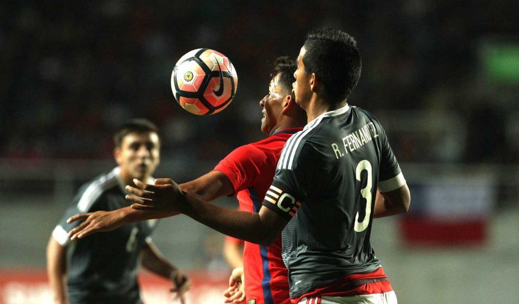 "Sudamericano Sub 17: Chile cae ante los ""Paraguas"""