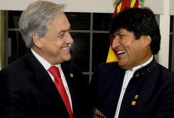 "Evo Morales le responde a Piñera por criticas a Venezuela: ""Oligarca pinochetista"""