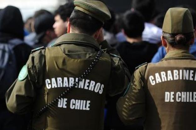 Justicia condena a tres carabineros a 11 años de cárcel por tráfico de drogas
