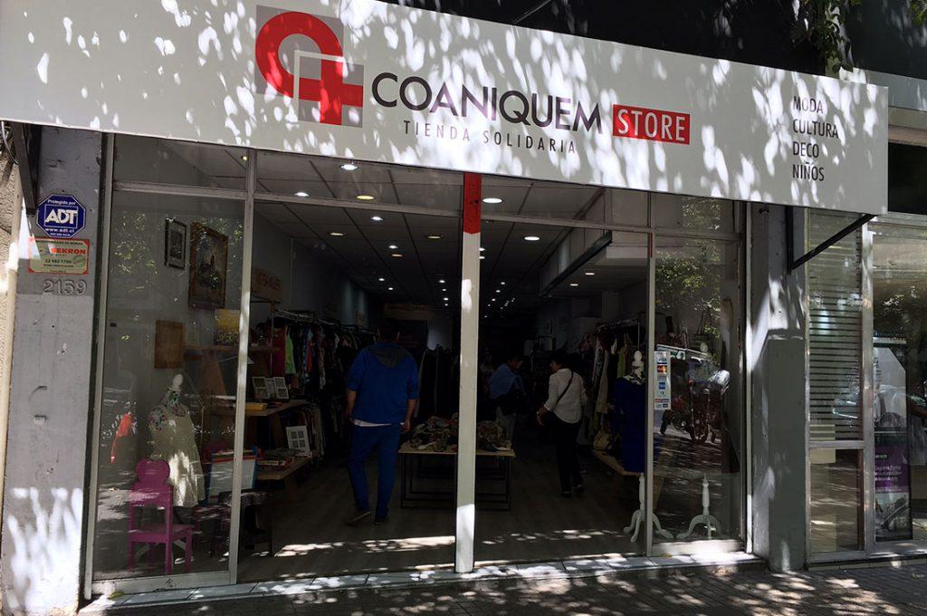 """Coaniquem Store"", una tienda solidaria"