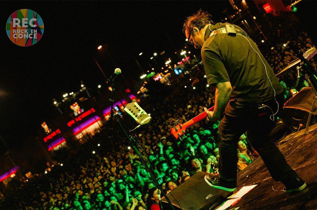 Rock en Conce: el festival libre y gratuito más grande del sur de Chile