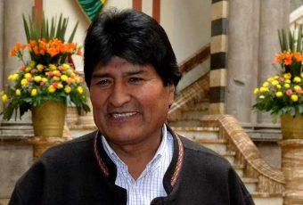 """VIDEO // Evo Morales y su repostulación: """"Yo no quiero. Pero tampoco puedo decepcionar a mi pueblo"""""""