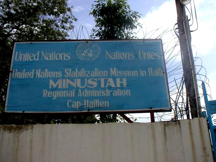 Llegó el año de la retirada de los Cascos Azules de Haití