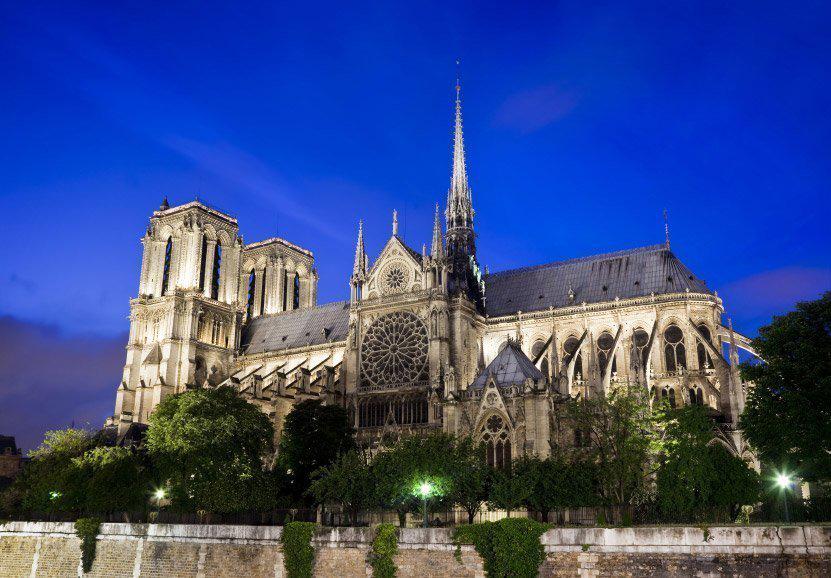 """El """"gusto por los niños"""" de la iglesia católica francesa"""