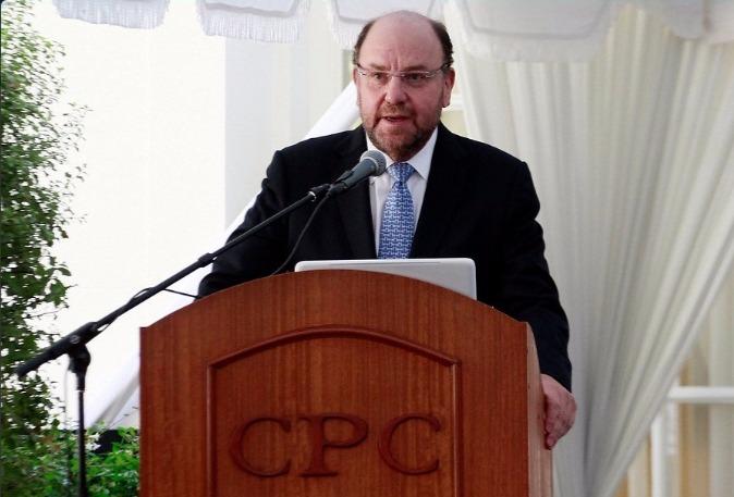 Ex canciller Moreno se alza como nuevo presidente de la CPC