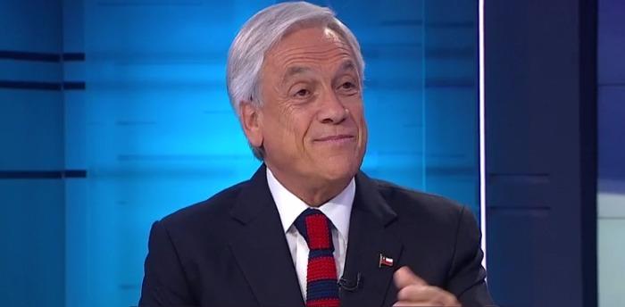"""Piñera insiste en que su fideicomiso fue ciego y no tuerto y reitera que cumplirá """"más allá de la ley"""""""