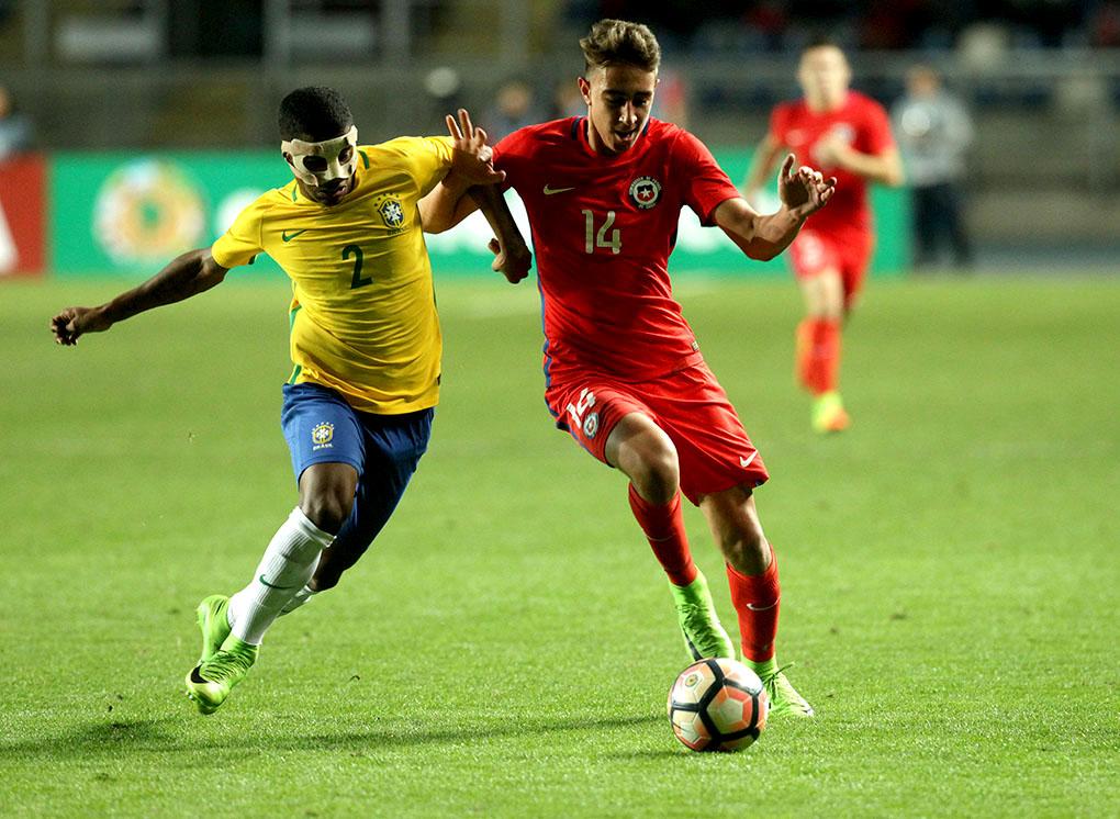 Sudamericano Sub17: Brasil se corona campeón tras golear 5 a 0 a Chile