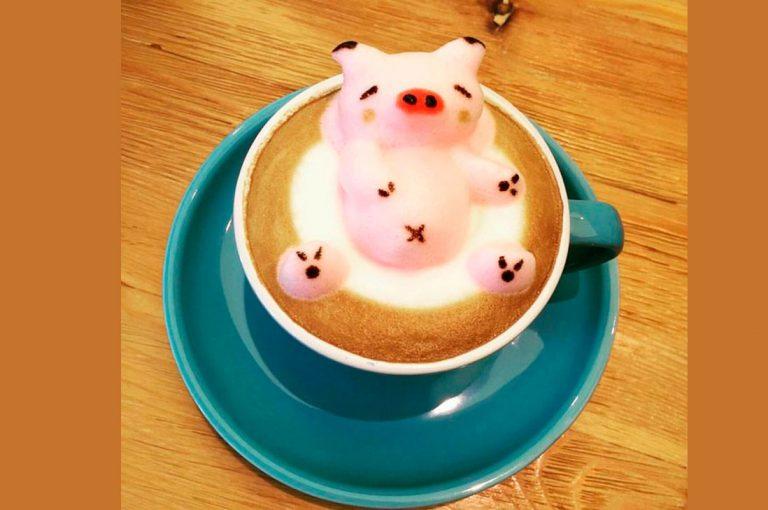 La nueva tendencia en art lattle