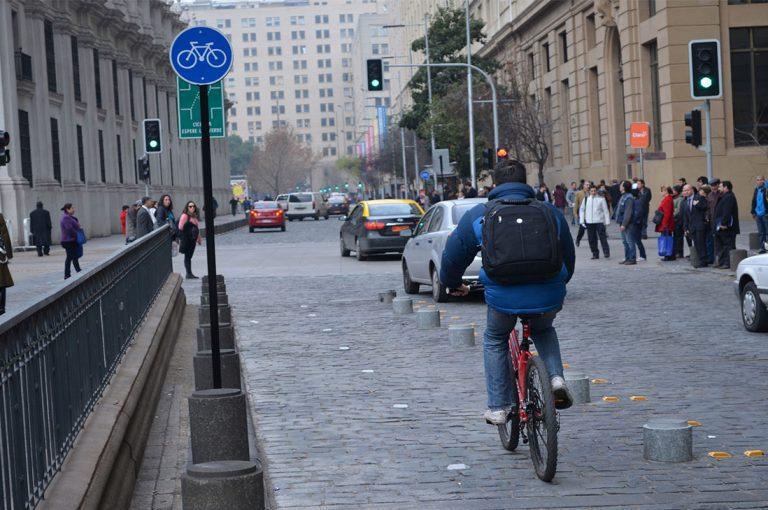 """""""Los chilenos están recién aprendiendo a cuidar sus bicicletas"""""""