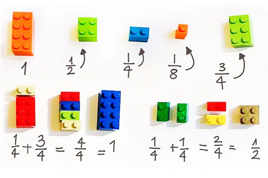 Las formas más originales de usar piezas de Lego