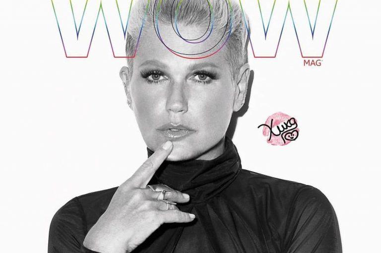 Xuxa cumplió 54 años y posó con osado look en portada de revista brasileña