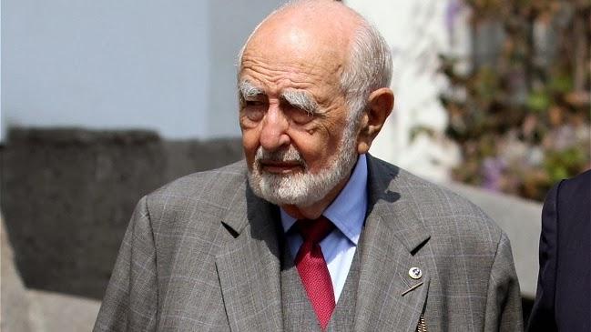 Muere el dueño de El Mercurio y figura clave del golpe y la dictadura, Agustín Edwards a los 89 años