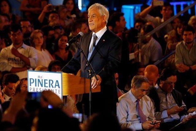 """El País de España apuesta sus fichas por Piñera y asegura que """"corre con ventaja en las elecciones presidenciales de Chile"""""""
