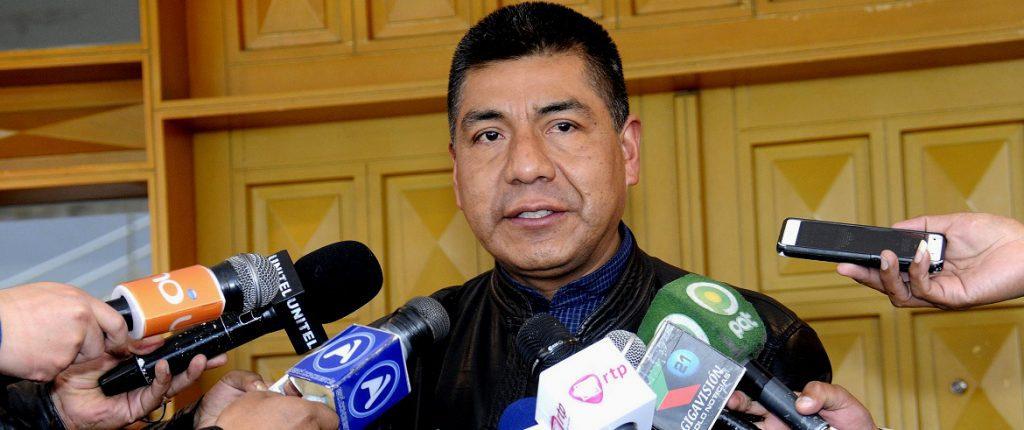 """Bolivia amenaza a Chile: """"Nosotros no renunciamos a ninguna de las vías"""" para liberar  los 9 detenidos"""