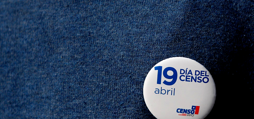 Censo 2017: Reclutan más del 108% del total de voluntarios censitas