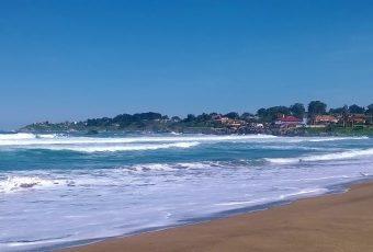 Seguidilla de sismos en El Tabo alerta a la comunidad costera: 16 temblores en tres horas