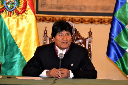 Bolivia anuncia fuerte campaña internacional para la liberación de los nueve encarcelados en Chile