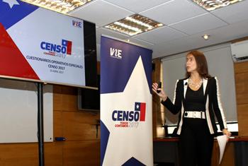 INE: Censo 2017 somos 17.373.831 los habitantes de Chile