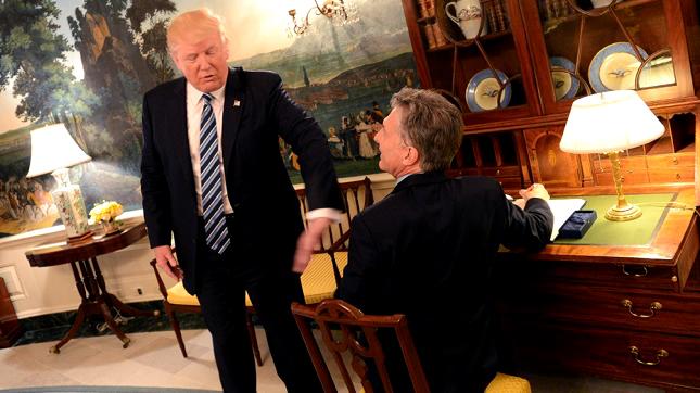 En visita de Macri a Trump, EEUU desclasifica nuevos documentos de la dictadura argentina